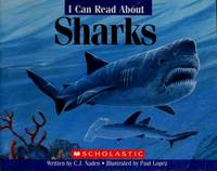 Sharks (I Can Read About)