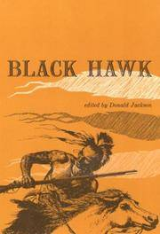Black Hawk An Autobiography