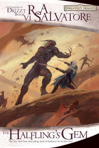 The Halfling's Gem, Legend of the Drizzt Book VI