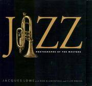 Jazz: Photographs of the Masters