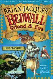 image of Redwall Friend and Foe: The Guide to Redwall's Heroes and Villains [With Full Color][ REDWALL FRIEND AND FOE: THE GUIDE TO REDWALL'S HEROES AND VILLAINS [WITH FULL COLOR] ] by Jacques, Brian (Author) Sep-04-00[ Paperback ]