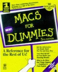 Macs for Dummies.
