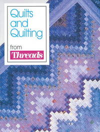 QUILTS AND QUILTING FROM THREADS.