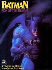 Batman : Son of the Demon