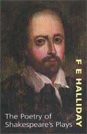 The Poetry Of Shakespeare's Plays