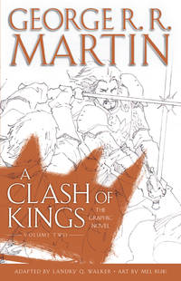 image of A Clash of Kings - the Graphic Novel 2: Vol 2