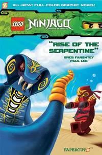 LEGO Ninjago #3: Rise of the Serpentine