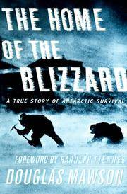 image of The Home of the Blizzard