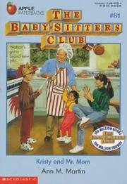 image of Kristy and Mr. Mom (Baby-sitters Club)