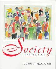 image of Society: The Basics