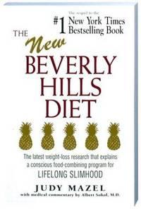 The New Beverly Hills Diet by  Judy Mazel - Paperback - 1996 - from Snowball Bookshop (SKU: b00067DI)