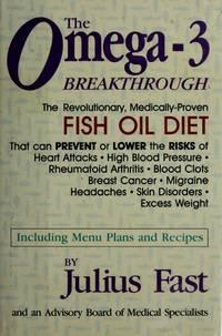 The Omega-3 Breakthrough