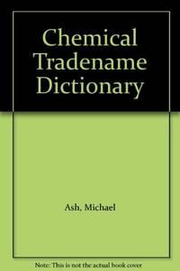 Chemical Tradename Dictionary