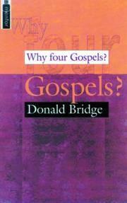 Why Four Gospels?