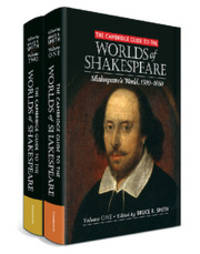 The Cambridge Guide to the Worlds of Shakespeare 2 Volume Hardback Set