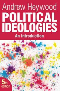 image of Political Ideologies: An Introduction