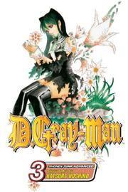 Dgray-Man Vol 3