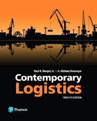 Contemporary Logistics (12th US Edition)