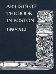 Artists of the Book in Boston 1890-1910