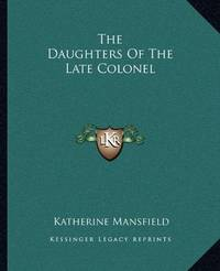 image of The Daughters Of The Late Colonel