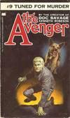 image of The Avenger: #9: Tuned For Murder