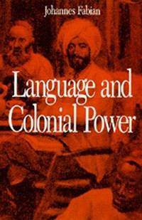 Language and Colonial Power