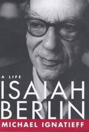Isaiah Berlin, a Life