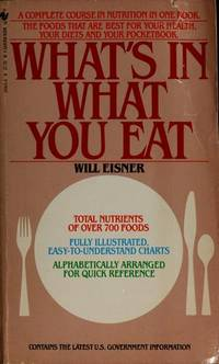 image of What's in What You Eat