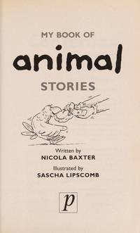 My Book of Animal Stories
