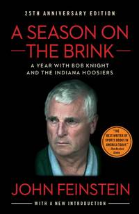 image of A Season on the Brink: A Year With Bob Knight and the Indiana Hoosiers