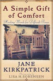 A Simple Gift of Comfort  Healing Words for Difficult Times