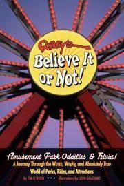 image of Ripley's Believe It or Not! Amusement Park Oddities_Trivia