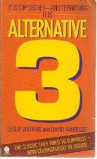 Alternative 3 (003, Three) by  Christopher  David and Miles - Paperback - Reprint - 1987 - from Veronica's Books (SKU: 017118)