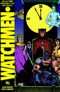Watchmen by Alan Moore - 2008-02-03 - from Books Express and Biblio.com