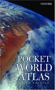 Philip's Pocket World Atlas, Fifth Edition