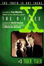 The X Files - #3 Tiger, Tiger