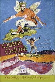 QUEER ONLINE Media, Technology & Sexuality