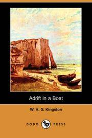 Adrift In a Boat - a Story For Boys