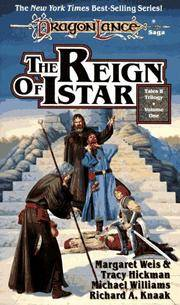 THE REIGN OF ISTAR (Dragonlance: Tales) Weis, Margaret
