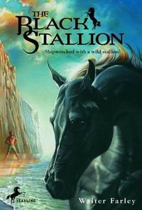 image of The Black Stallion (Turtleback School_Library Binding Edition) (Black Stallion (Library))