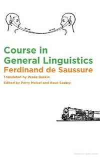 image of Course in General Linguistics