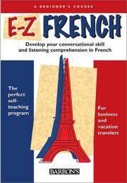 EZ-French (EZ-Language Courses)