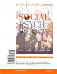 social psychology by baron and byrne 12th edition pdf