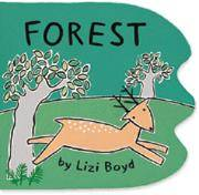 Forest : Board Book by Lizi Boyd - from allianz and Biblio.com