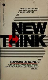 Lateral Thinking Book By Edward De Bono