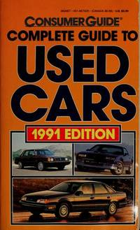 Guide to Used Cars, 1991