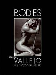 Bodies: Boris Vallejo, His Photographic Art