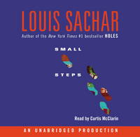 Small Steps (Lib)(CD) by  Curtis [Narrator]  Louis; McClarin - 2006-01-10 - from Stories & Sequels (SKU: 190505-17)
