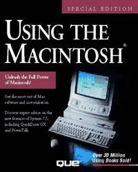 Using the Macintosh