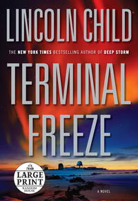 image of Terminal Freeze (Random House Large Print)